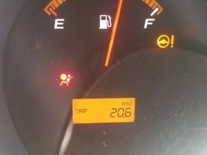 フィット燃費