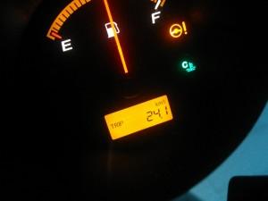 フィット5MT燃費